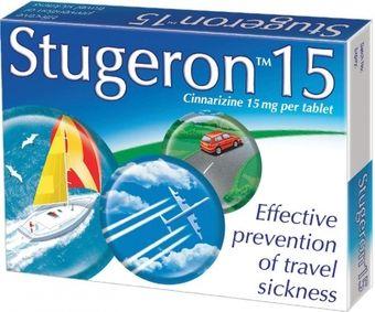 Stugeron Travel Tablets