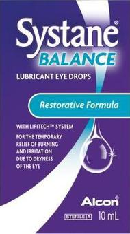 Systane Balance Lubricating Eye Drops 10ml