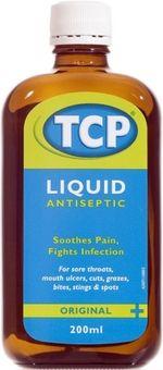 TCP Antiseptic Liquid 200ml