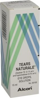 Tears Naturale Eye Drops