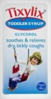 Tixylix Toddler Syrup