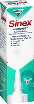 Vicks Sinex Micromist 15ml