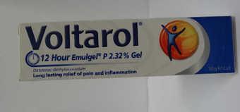 Voltarol 12 Hour Emulgel P gel 2.32% 50g