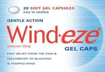 Wind-eze Gel Capsules