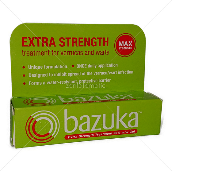 Bazuka Max Strength Gel