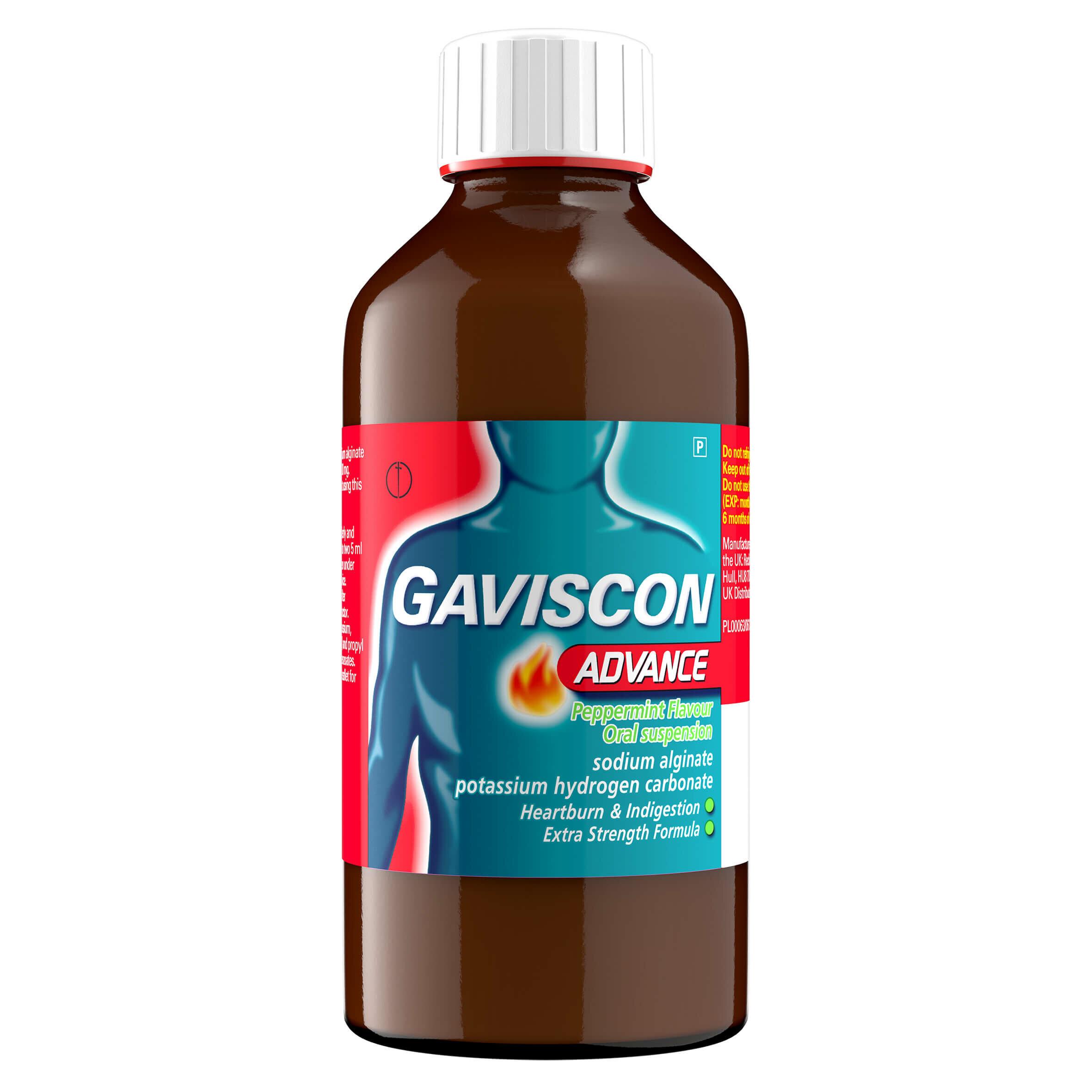 Gaviscon Advance Liquid