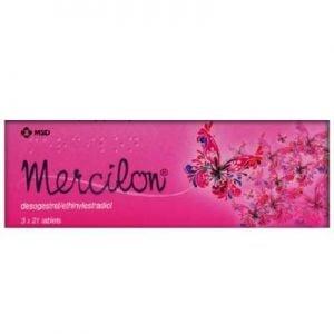 Mercilon - 3 month course