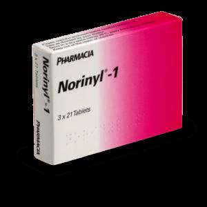 Norinyl-1 - 3 month course